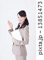 ビジネスウーマン 13851473