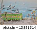 江ノ電の風景1 13851614