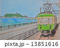 江ノ電の風景2 13851616