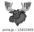大鹿 マンガ 漫画のイラスト 13852969