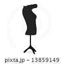 ジャケット 上着 ブラウスのイラスト 13859149