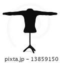 ジャケット 上着 ブラウスのイラスト 13859150