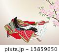 小野小町と桜 13859650