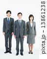 スーツ ビジネス 人物の写真 13861238