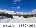 白馬三山遠景 13874064