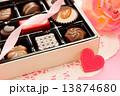 バレンタイン 13874680