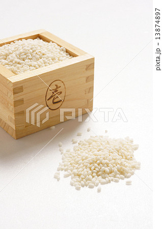 もち米の写真素材 [13874897] - PIXTA