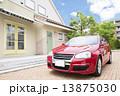 車と一戸建て 13875030