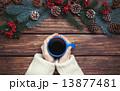 クリスマス ティー 支えるの写真 13877481