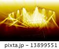 舞台の照明 13899551