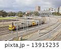 電車 列車 ステーションの写真 13915235