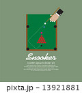 Snooker Playing. 13921881