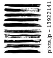 画 なでる ストロークのイラスト 13922141