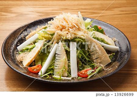 春野菜のサラダ 13926699