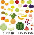 いろいろな果物 13939450