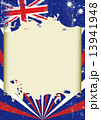 Dirty Australian flag 13941948