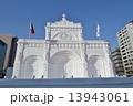 さっぽろ雪まつり(聖マニラ大聖堂) 13943061