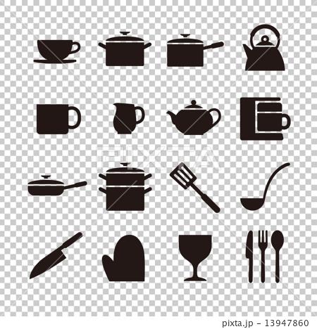厨房图标 13947860