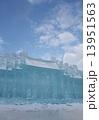 さっぽろ雪まつり・氷像(台湾・行天宮) 13951563