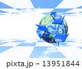 地球のリサイクル 13951844