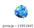 地球のリサイクル 13951845