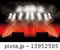 舞台の照明 13952505