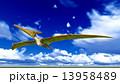 Flying pterodactyl  13958489