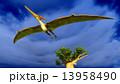 Flying pterodactyl  13958490