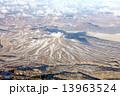 山岳 アンデス 雲の写真 13963524