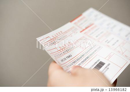 支払用紙 13966182