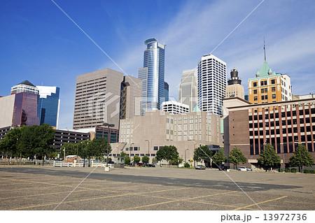 Buildings in Minneapolis