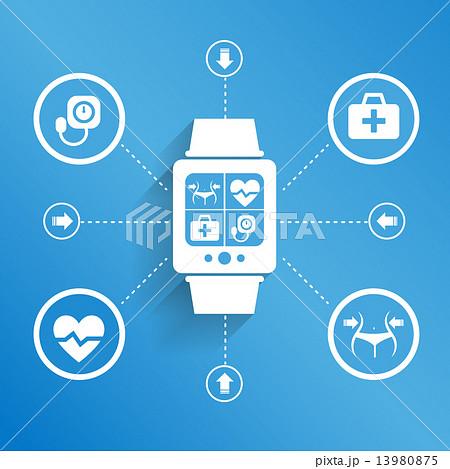 wearable device for Health 13980875