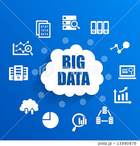 Big Data concept 13980876