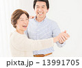 シニアカップル イメージ 13991705