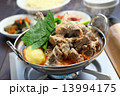 カムジャタン 韓国料理 食べ物の写真 13994175