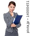 女性 キャリアウーマン ビジネスウーマンの写真 14000451