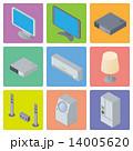 家電イラスト 14005620