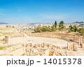 ジェラシュのオーバル・フォルム(ヨルダン、ジェラシュ) 14015378