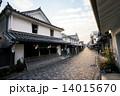 白壁の町 街並 柳井の写真 14015670
