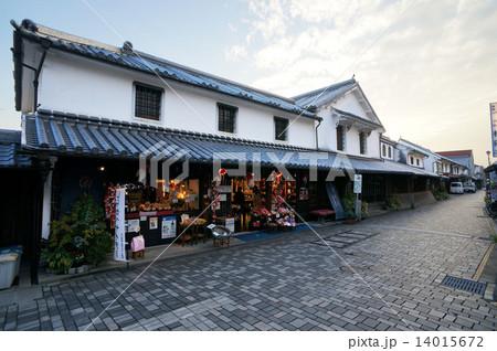 白壁商家の町並 柳井 14015672