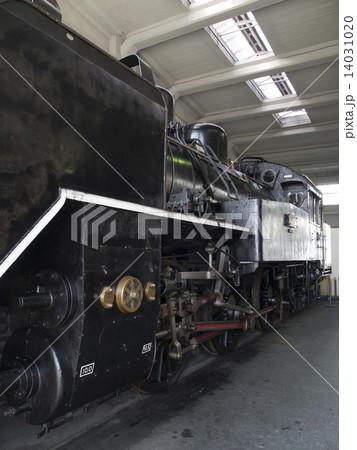 蒸気機関車 14031020