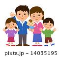 5人家族 14035195