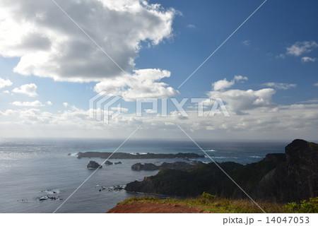 小笠原諸島の南島 14047053