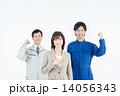 会社員 人物 ビジネスの写真 14056343