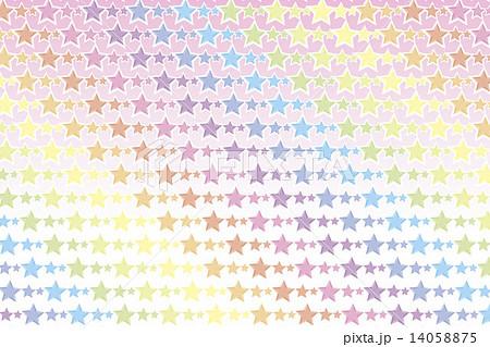 イラスト素材: 背景素材壁紙,虹 ...