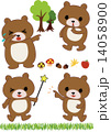 森のくまさん 14058900
