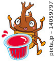 昆虫ゼリー 14059797