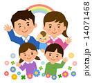 5人家族 14071468
