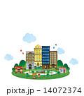 建物 広場 公園 マンション 14072374