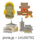 奈良観光名所 14100702